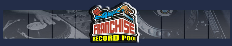 Online MP3 Record Pool from Franchise Record Pool